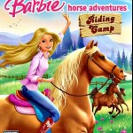 Barbie horse adventure game for girls