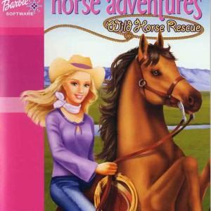 Barbie horse adventure wild horse rescues game