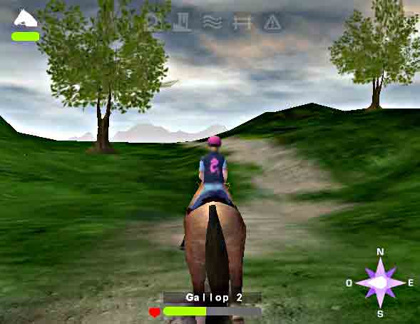 horse online games