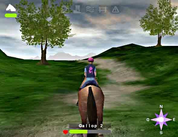 horse online games