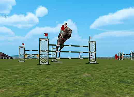 Show Jumping Horses Games Jumpy Horse Show Jumping