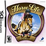 Horse life adventures game for NDS