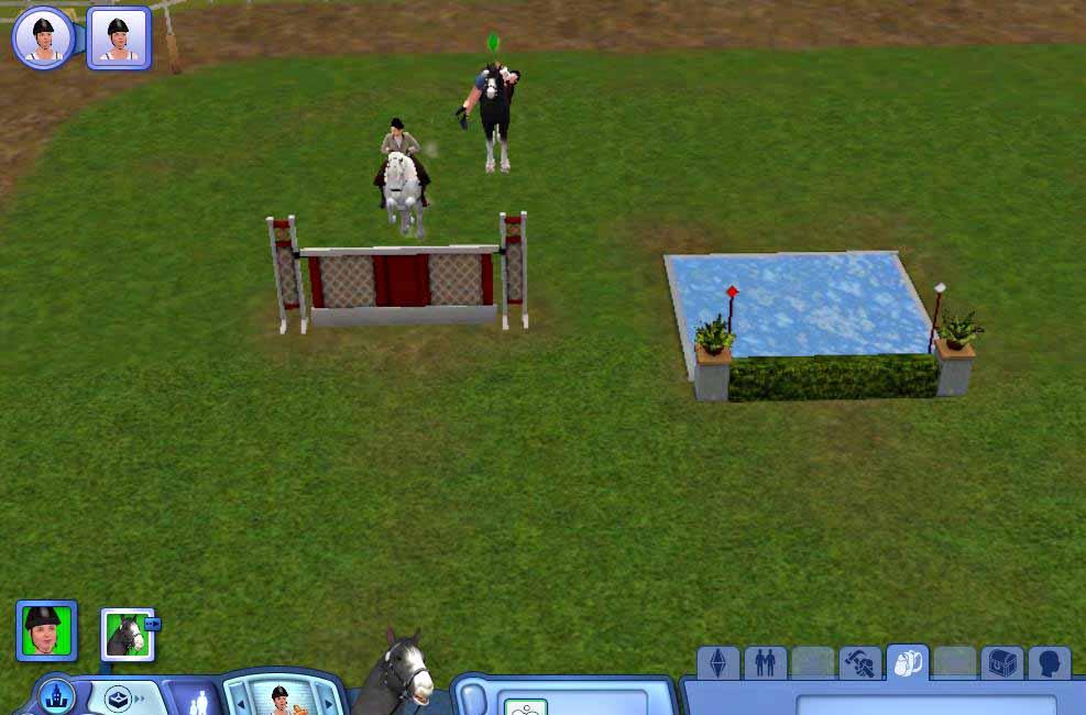 Naja: xbox 360: the sims 3 pets.
