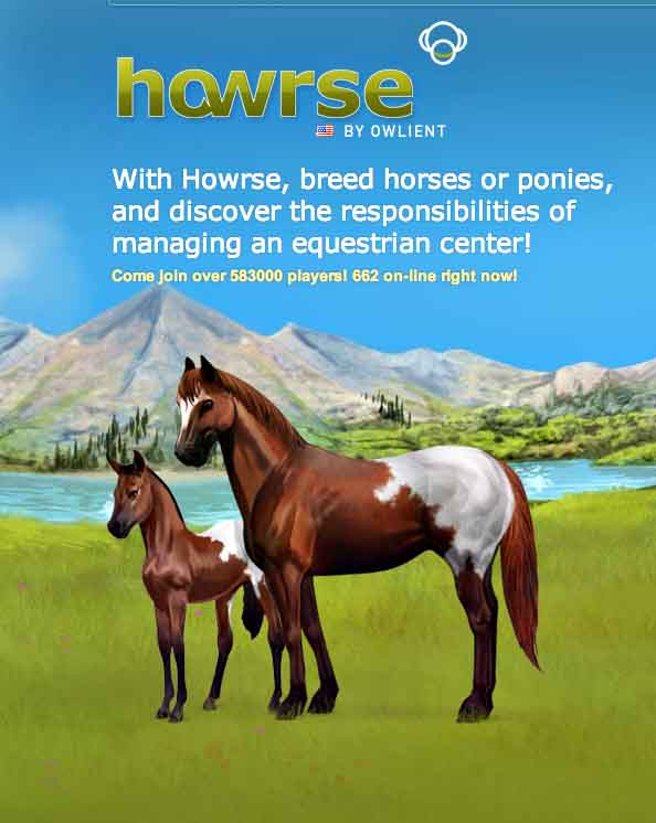 horse games for mac computer