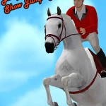 Jumpy horse show jumping game