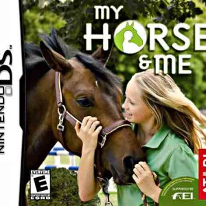 My horse and me Nintendo DS game