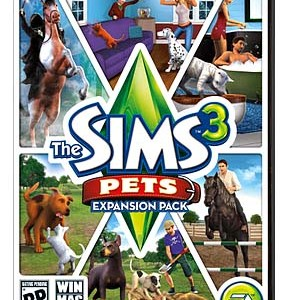 Sims 3 pets game for xbox360 pc ps3 nintendo3 DS and MAC