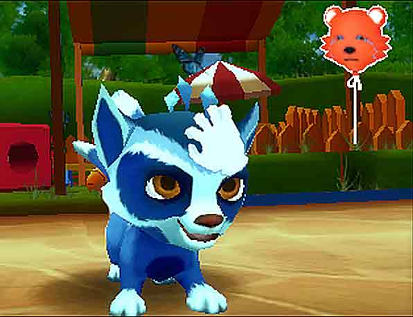 Image of: Victoriajacobs Taking Care Of Pet In Petz Fantasy 3d Game Ign India Petz Fantasy 3d For Nintendo 3dshorse Games