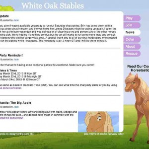 White oak stables game for PC & MAC