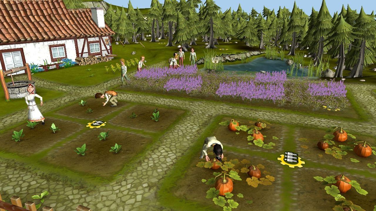 Online Spiele Farm