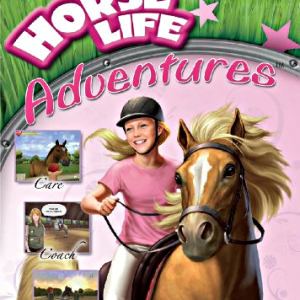 Horse life adventures game for Wii