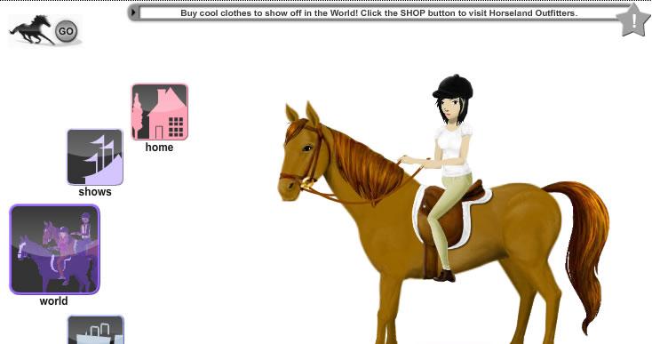 horseland spiel