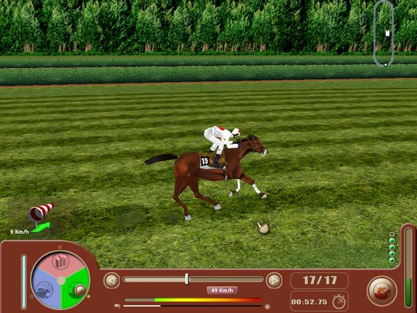 horse jumping racing games