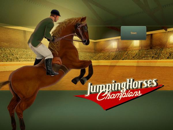 online horse jumping games