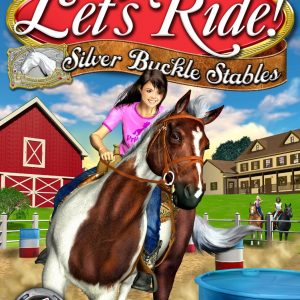 Let's ride silver buckle stables game for pc and ps2
