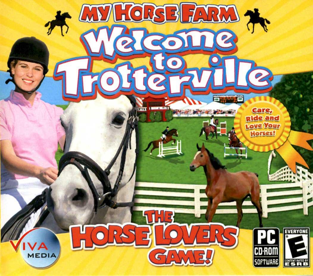 my horse spiel