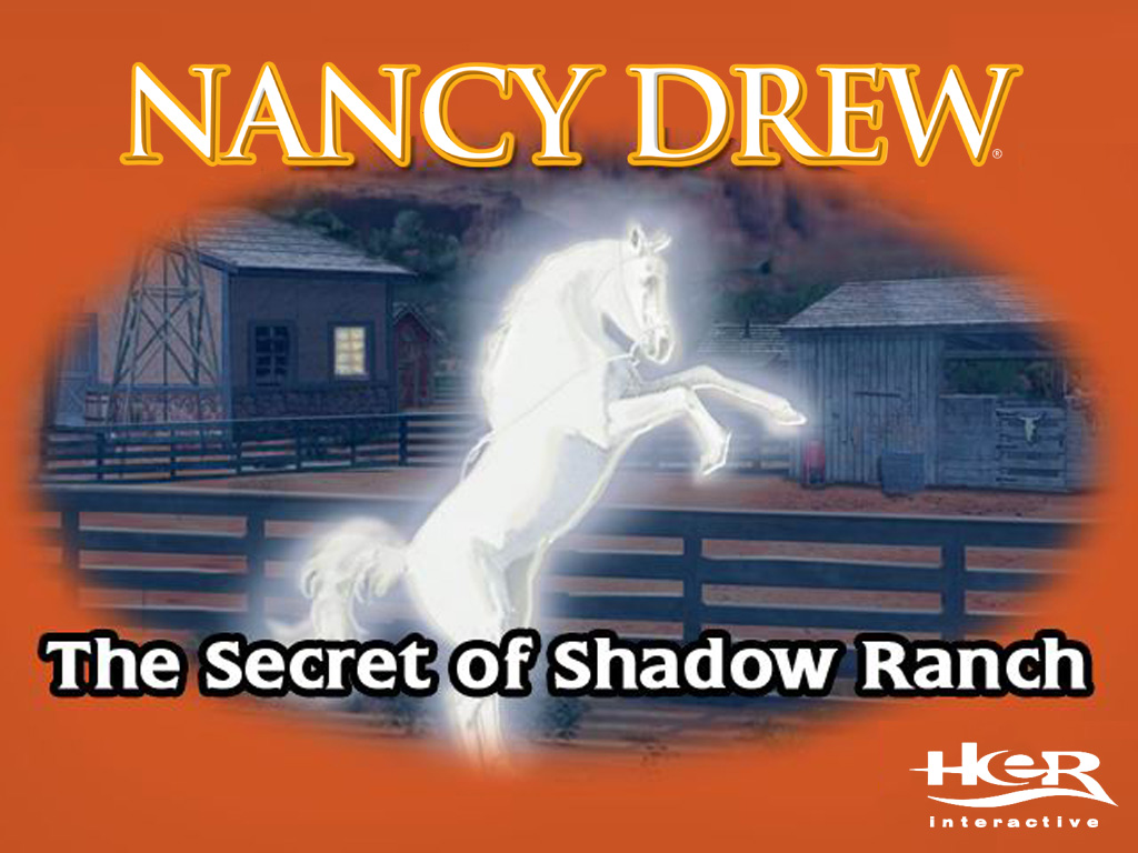 The Secret of Shadow Ranch (Nancy Drew, No. 5) by Keene, Carolyn