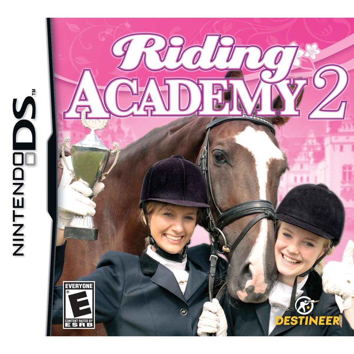 Riding Academy 2 Horse Game Wii Nds Pc Downloadhorse Games