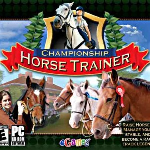 Championship horse trainer game for pc