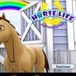 Horse life adventures for android and iphone ipad
