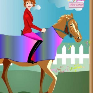 My lovely horse facebook game