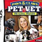 Paws and claws pet vet healing hands PC NDS game