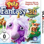 Petz fantasy 3D game for nintendo 3DS