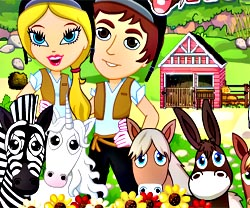 Cute Pony Hospital game in flash
