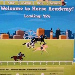 Horse academy game for facebook