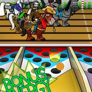 Horse Frenzy horse game for iPhone, iPad, iPod and Android