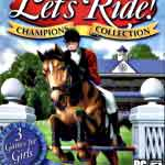 Let's Ride Champions Collection horse game