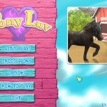 Pony Luv easy flash horse game for kids