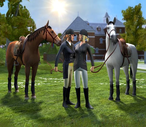 Horse Riding Games