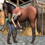 Riding Academy horse game