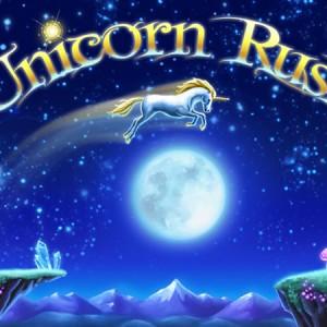 Unicorn Rush: Magic horse game for iPad/iPhone